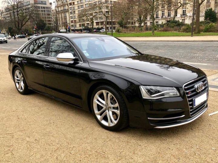 Audi S8 Noir nacre - 6
