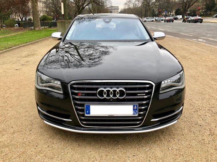 Audi S8 Noir nacre - 7