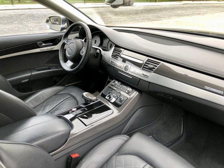 Audi S8 Noir nacre - 8