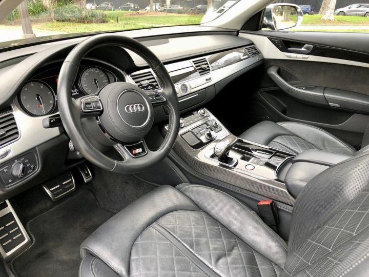 Audi S8 Noir nacre - 9