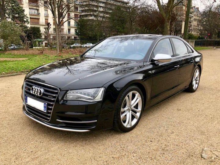 Audi S8 Noir nacre - 1