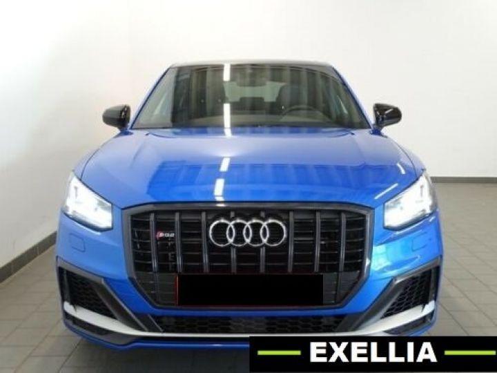 Audi SQ2 50 TFSI 300 QUATTO S TRONIC BLEU  Occasion - 1