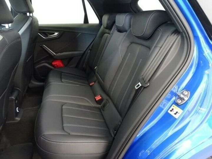 Audi SQ2 50 TFSI 300 QUATTO S TRONIC BLEU  Occasion - 9