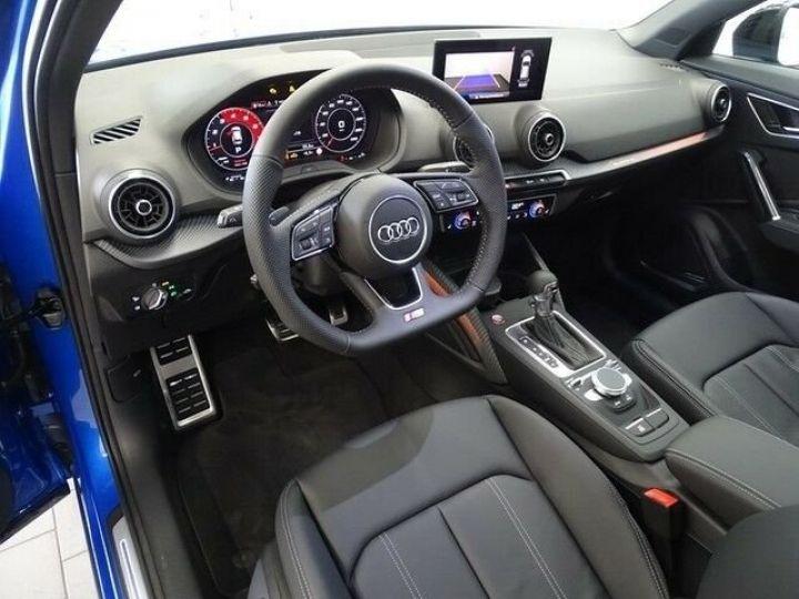 Audi SQ2 50 TFSI 300 QUATTO S TRONIC BLEU  Occasion - 10