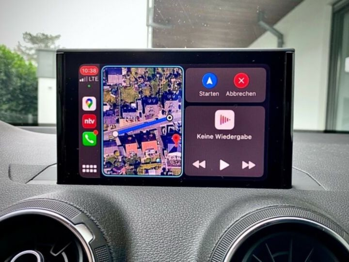 Audi SQ2 Audi SQ2 2.0L TFSI 300 CH GPS/Siges Recaro gris foncé - 4