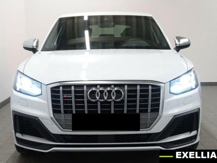 Audi SQ2 TFSI Quattro  BLANC PEINTURE METALISE  Occasion - 1