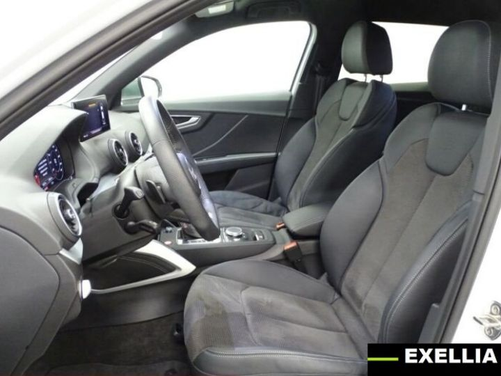Audi SQ2 TFSI Quattro  BLANC PEINTURE METALISE  Occasion - 6