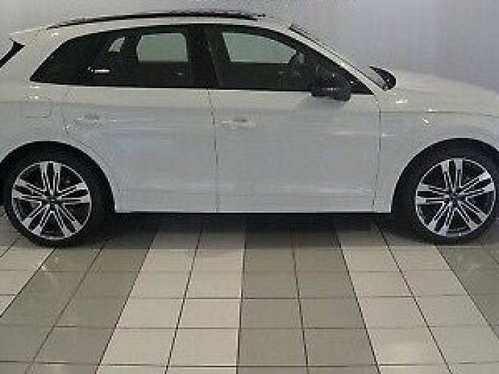 Audi SQ5 BLANC  - 2