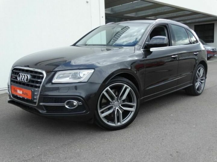 Audi SQ5 Noir - 2