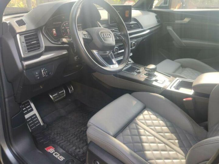 Audi SQ5 cuir gris  - 2