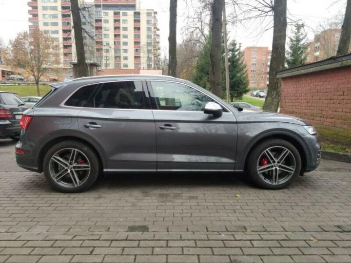 Audi SQ5 cuir gris  - 5