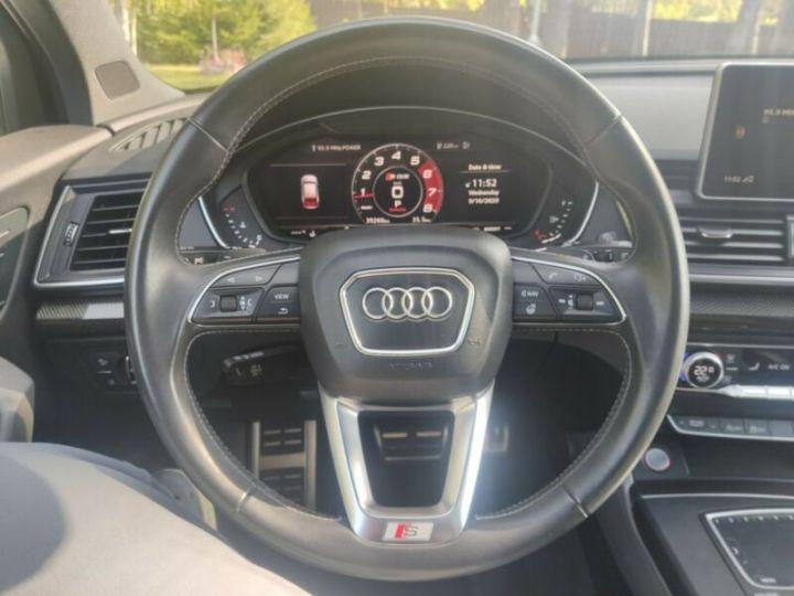 Audi SQ5 cuir gris  - 6
