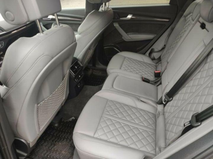 Audi SQ5 cuir gris  - 8