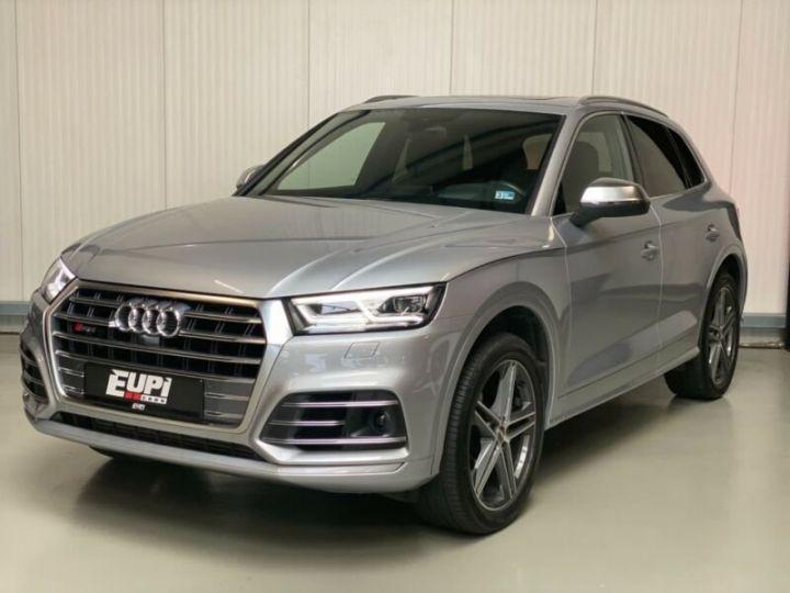Audi SQ5 gris - 2