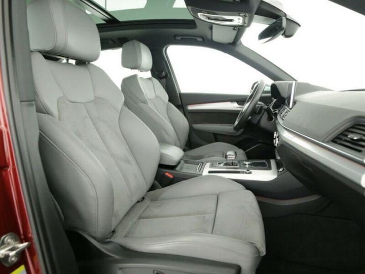 Audi SQ5 rouge - 2