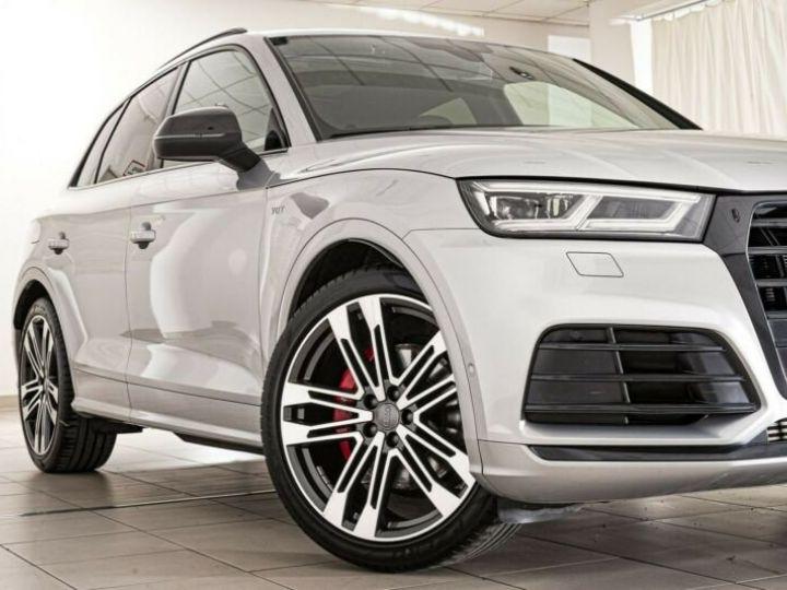 Audi SQ5 gris metallisé - 7