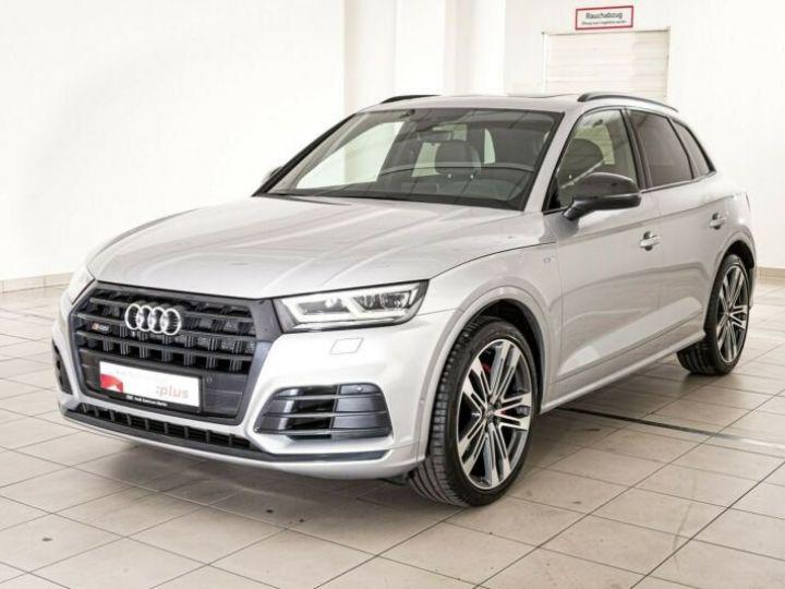 Audi SQ5 gris metallisé - 9