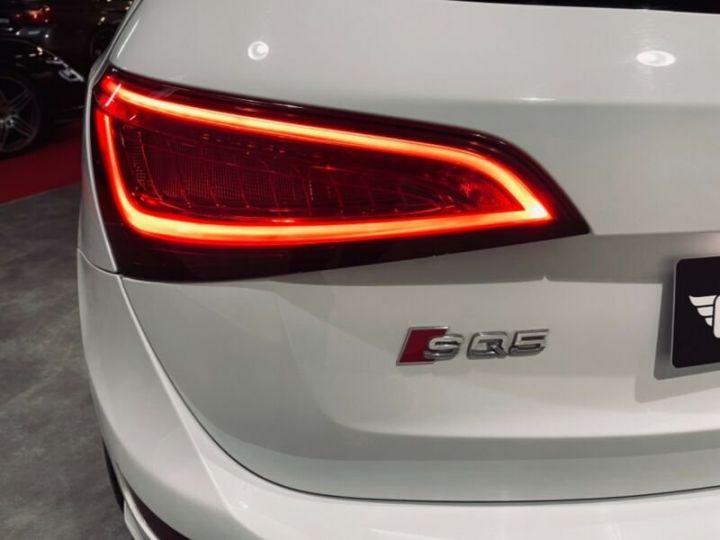 Audi SQ5 Blanc - 12