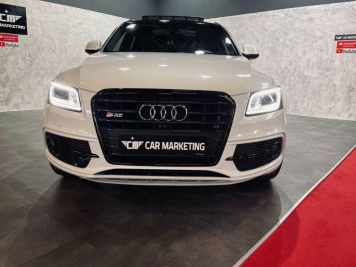 Audi SQ5 Blanc - 13