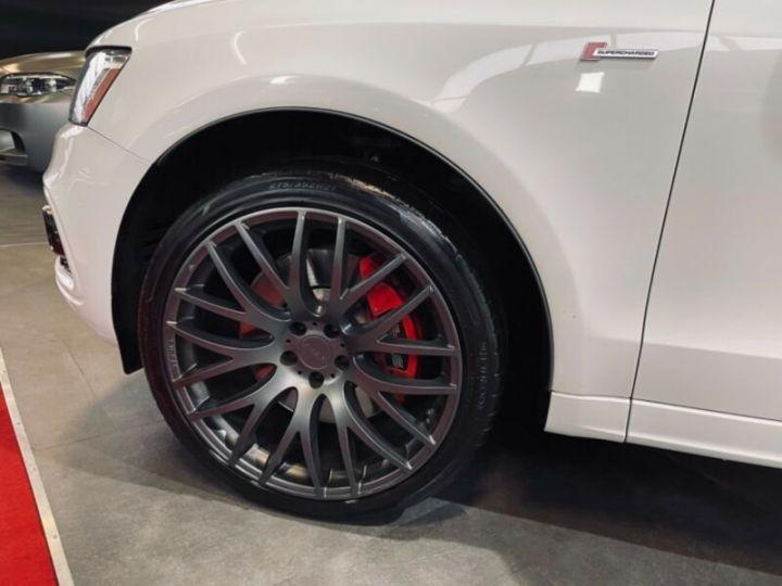 Audi SQ5 Blanc - 14