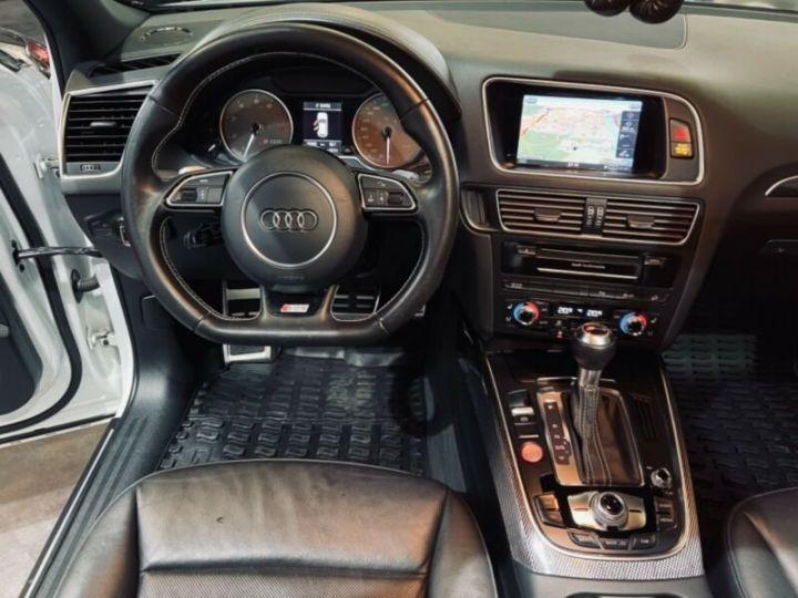 Audi SQ5 Blanc - 16