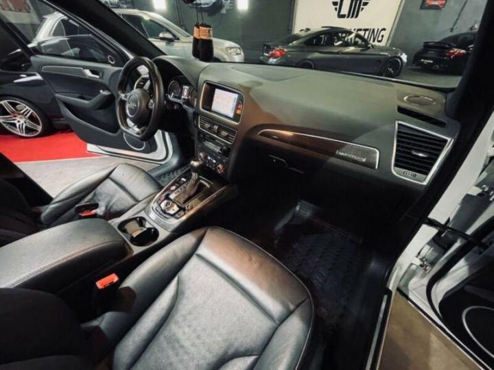 Audi SQ5 Blanc - 17