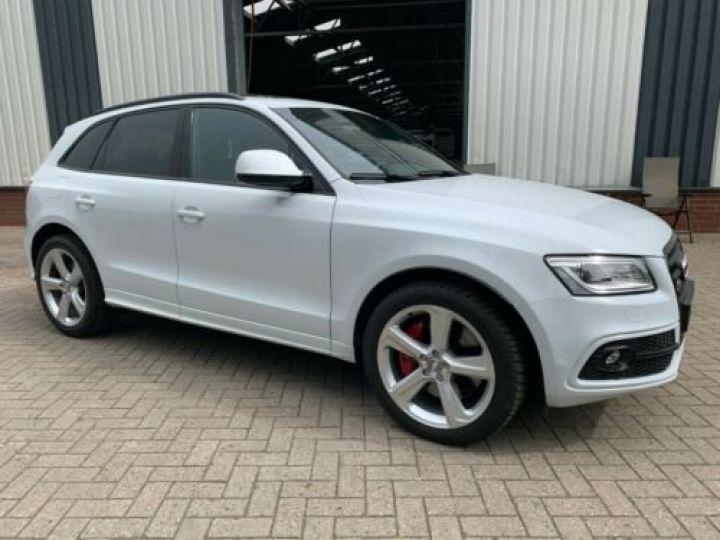 Audi SQ5 Blanc - 1