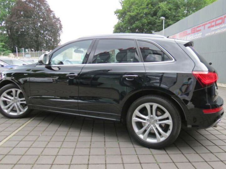 Audi SQ5 Noir métallisée  - 3