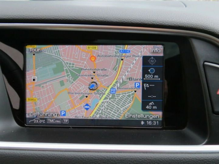 Audi SQ5 Noir métallisée  - 7
