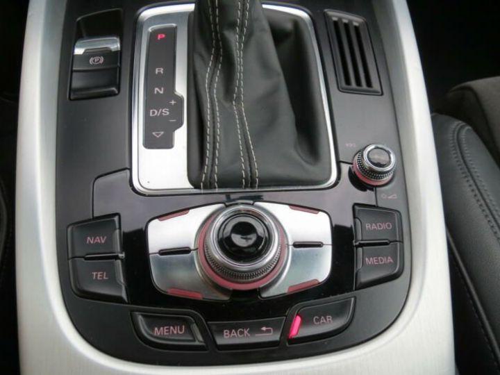 Audi SQ5 Noir métallisée  - 10