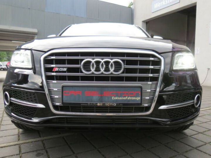 Audi SQ5 Noir métallisée  - 18