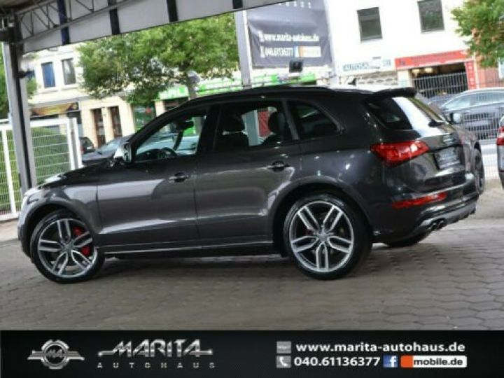 Audi SQ5 Noir métallisée  - 9