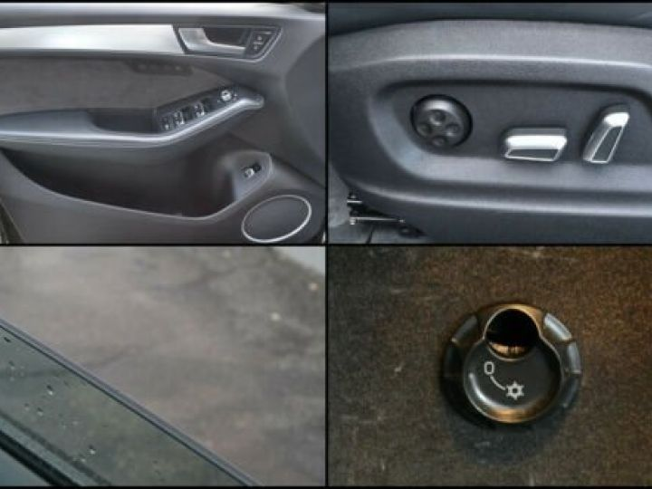 Audi SQ5 Noir métallisée  - 15
