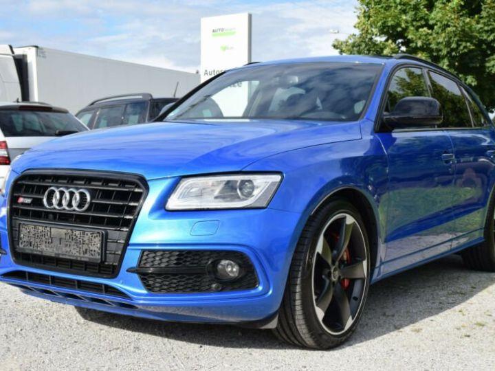 Audi SQ5 Bleu - 1