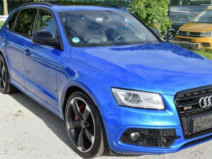 Audi SQ5 Bleu - 2