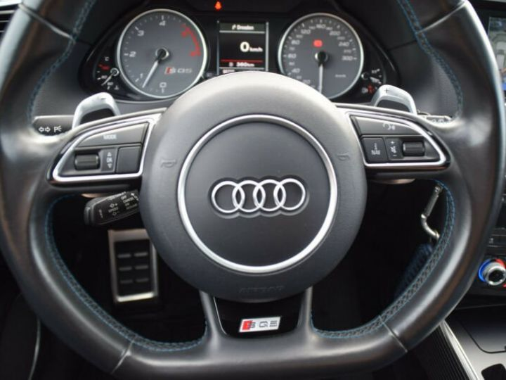 Audi SQ5 Bleu - 9