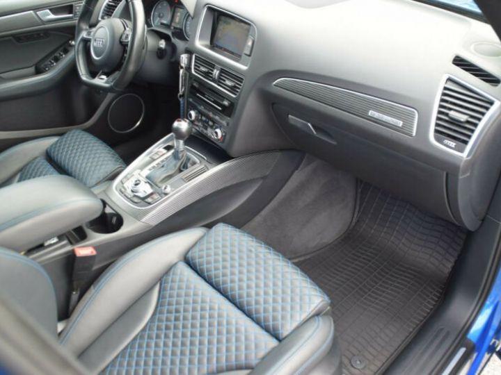 Audi SQ5 Bleu - 12