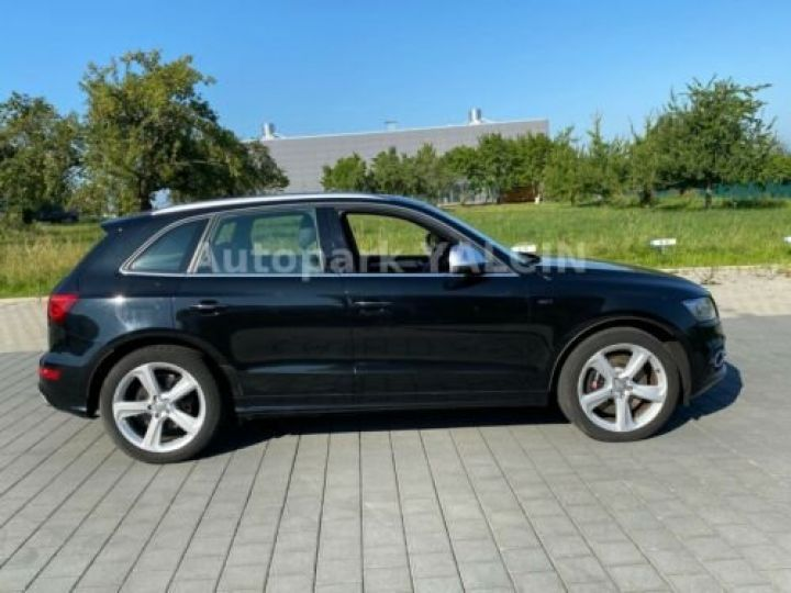 Audi SQ5 Noir métallisée  - 4