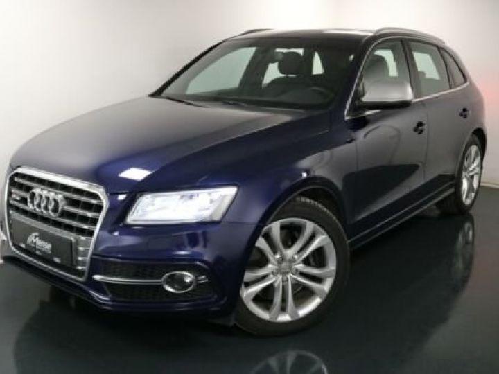 Audi SQ5 Bleu nuit - 1