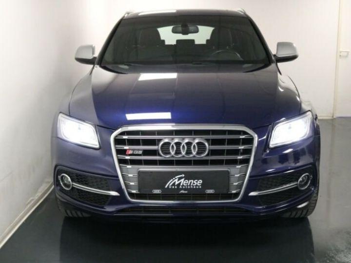 Audi SQ5 Bleu nuit - 2