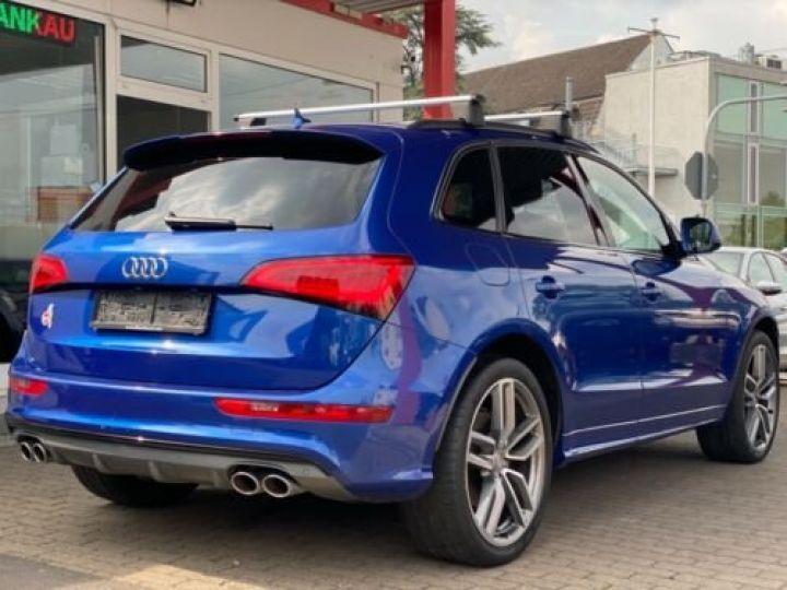 Audi SQ5 Bleu - 4