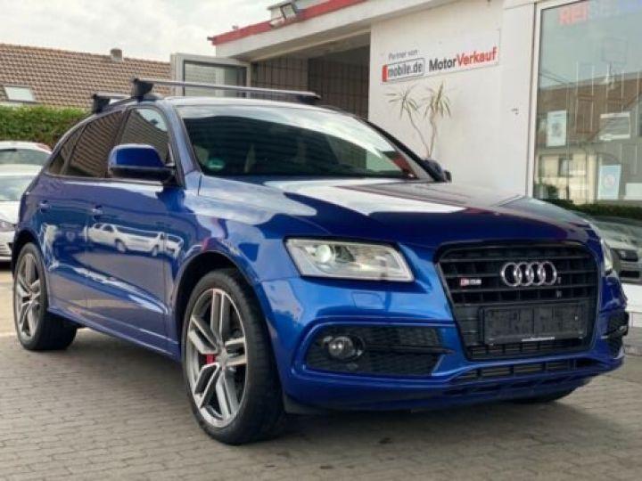 Audi SQ5 Bleu - 5
