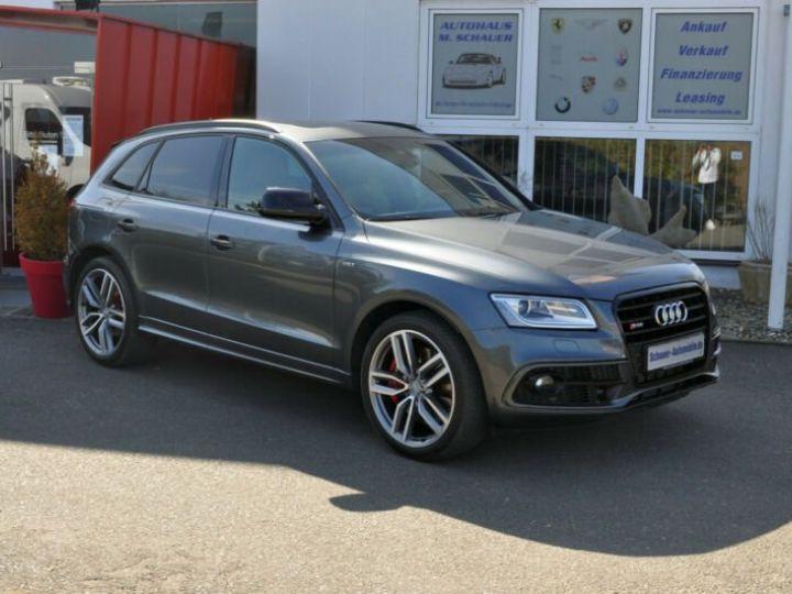 Audi SQ5 Gris métallisée  - 1