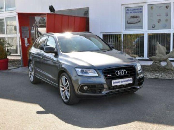 Audi SQ5 Gris métallisée  - 2