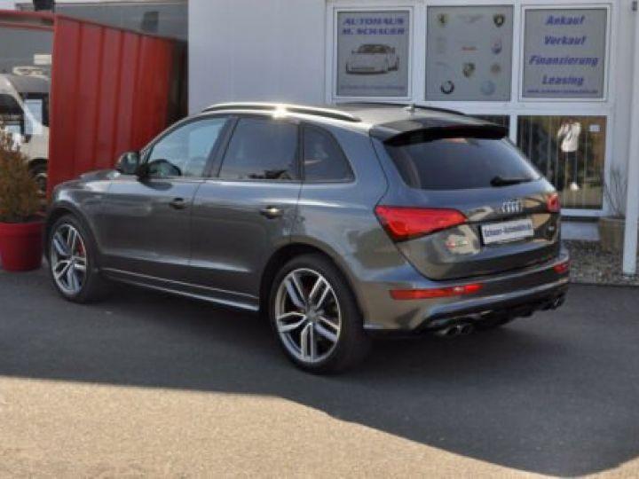 Audi SQ5 Gris métallisée  - 4