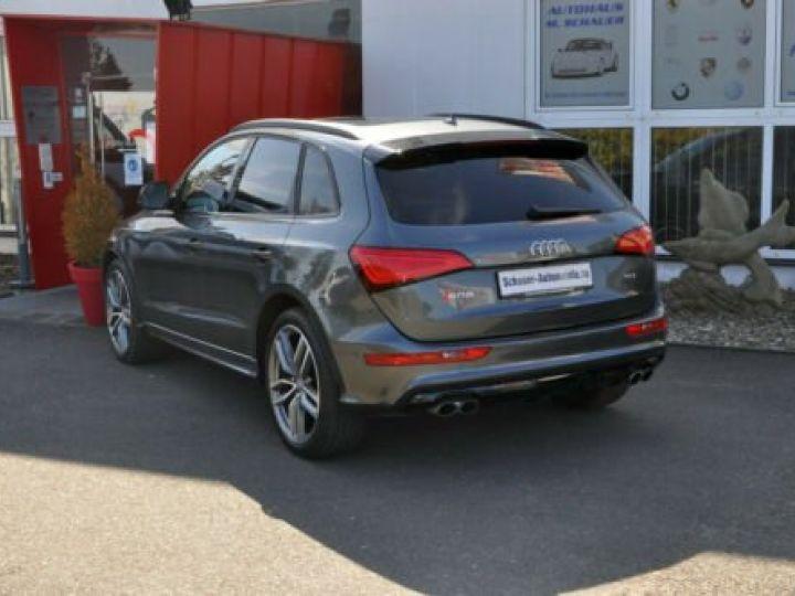 Audi SQ5 Gris métallisée  - 5