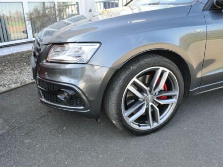 Audi SQ5 Gris métallisée  - 7