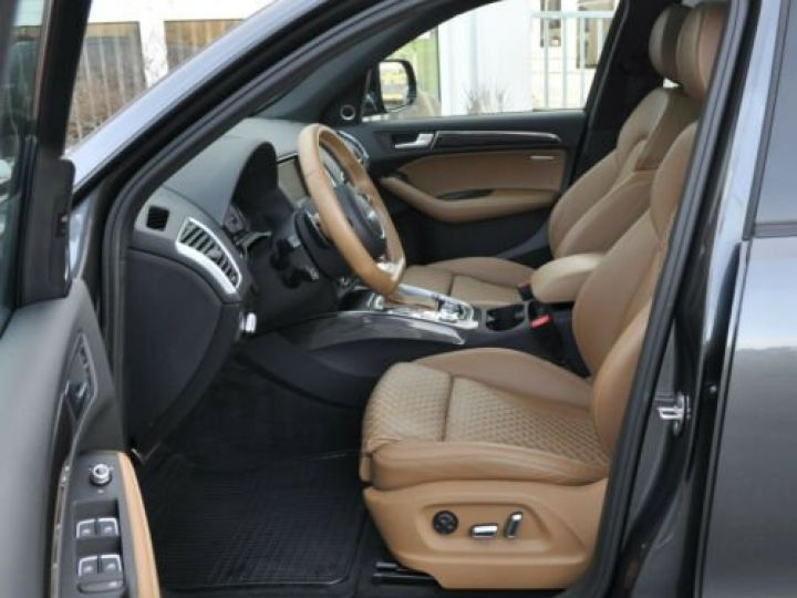 Audi SQ5 Gris métallisée  - 8