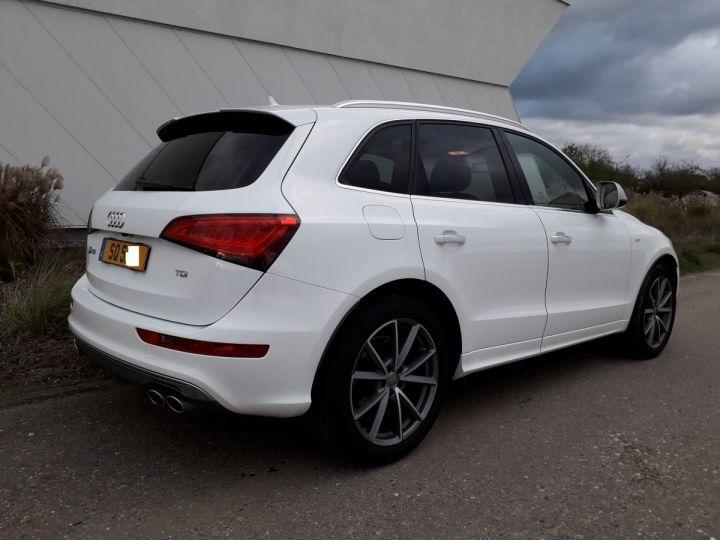 Audi SQ5 3.0 Bi-Tdi COMPETITION 326 cv BLANC IBIS - 5