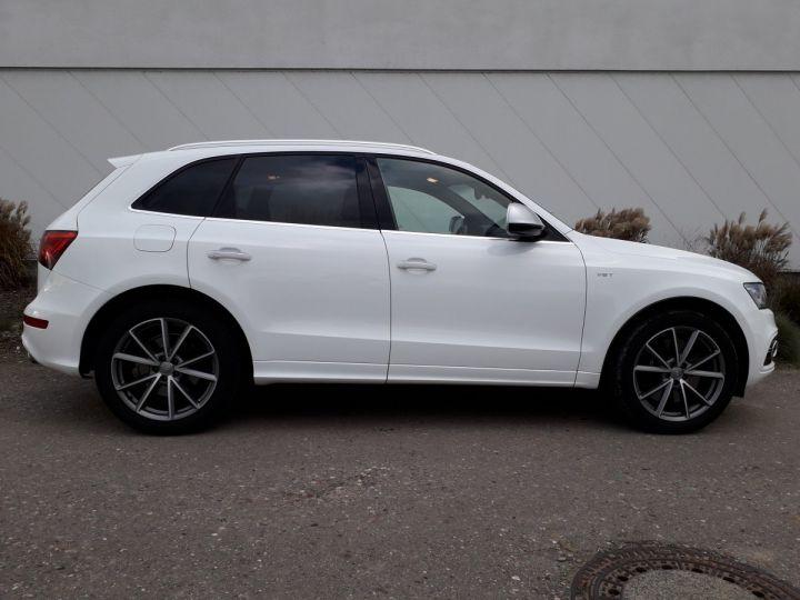 Audi SQ5 3.0 Bi-Tdi COMPETITION 326 cv BLANC IBIS - 6